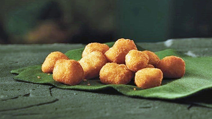 Deep-Fried Cheese Bites