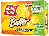 Calorie-Cutting Microwave Popcorn