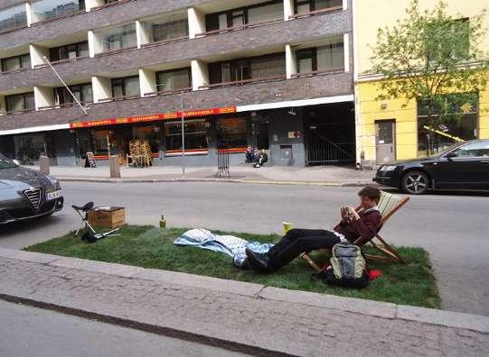 Recreational Parking Spots