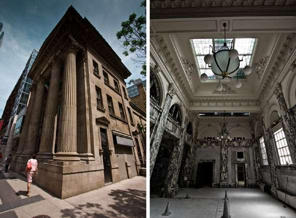 Abandoned Bank Photography
