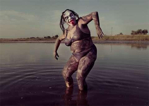 Muddy Masked Captures