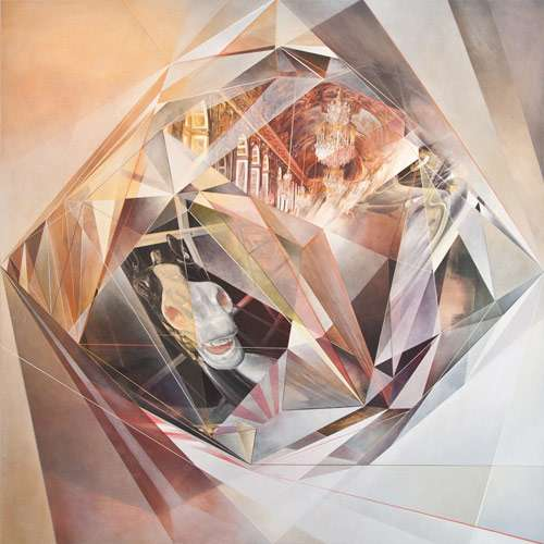 Surreal Diamond Depictions