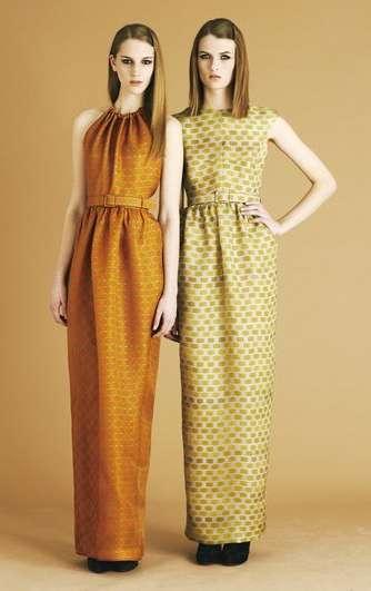 Curtain Print Fashion