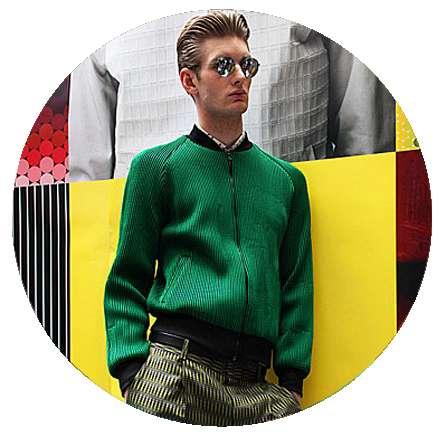 Prim Multicolored Menswear