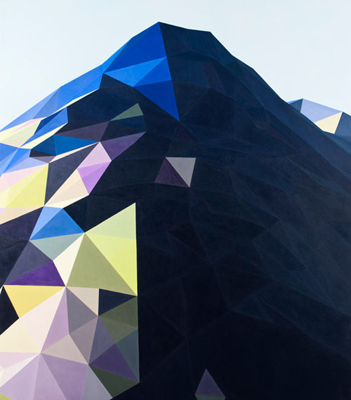 Geometric Topography Artworks