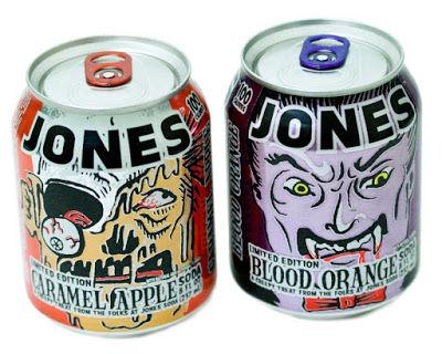 Spooky Halloween Sodas