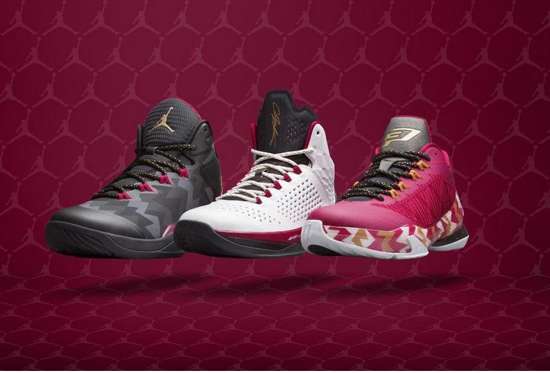 Holiday Basketball Shoes