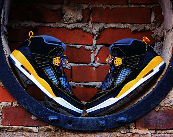 Gold Stitched Raven Footwear