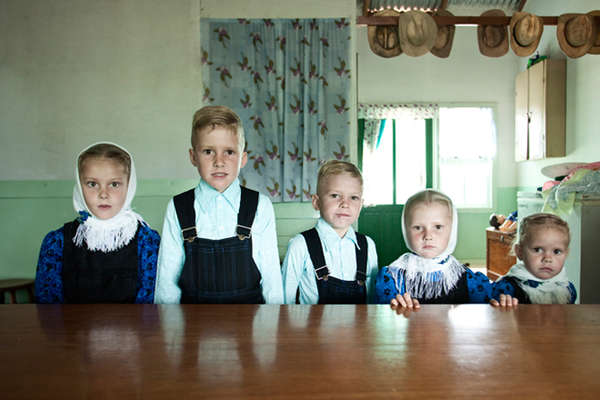 Candid Mennonite Portraits