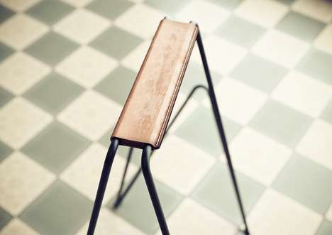 Jorge Magazine Rack by Gauzak