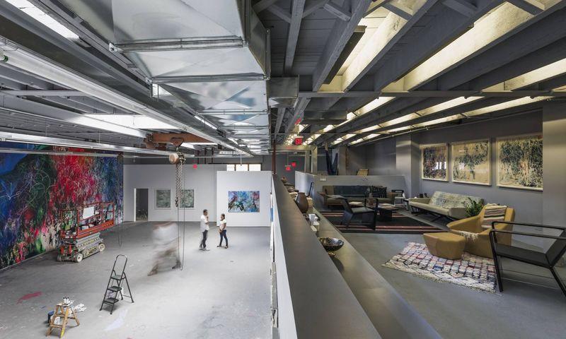 Sprawling Urban Ateliers