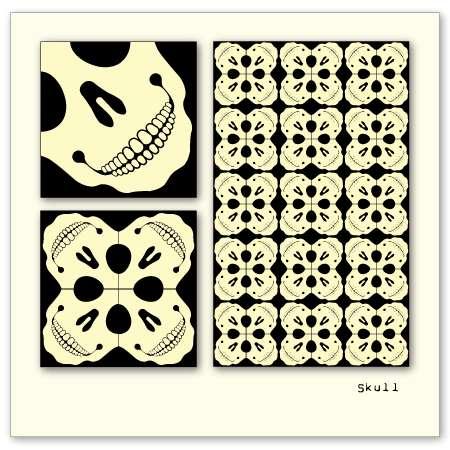 Deviant Wall Tile Designs