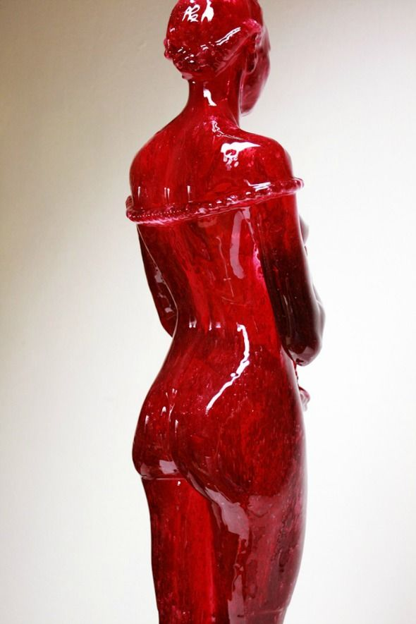 Provocative Sugary Sculptures