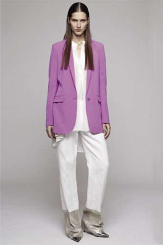 Punchy Minimalist Fashion