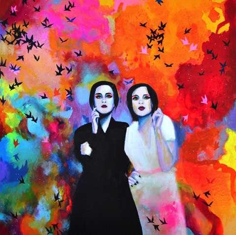 Effervescent Duo Illustrations