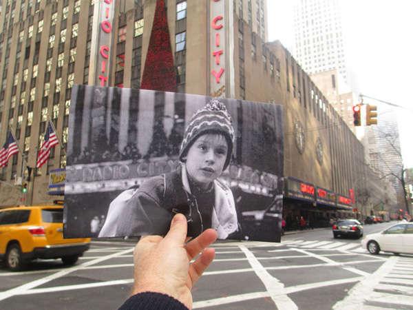 Popular Movie Location Photography