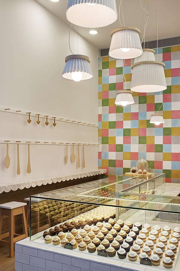 Homey Bakery Interiors