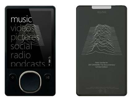 Band Branded Music Players