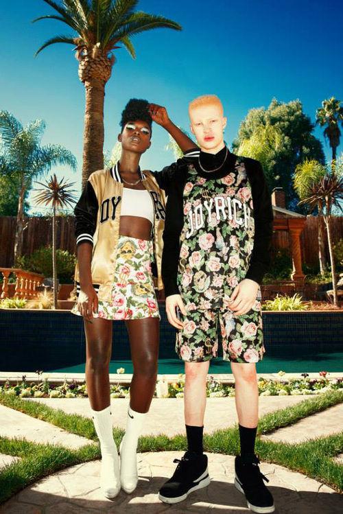 Eccentric Euro-Urban Fashions
