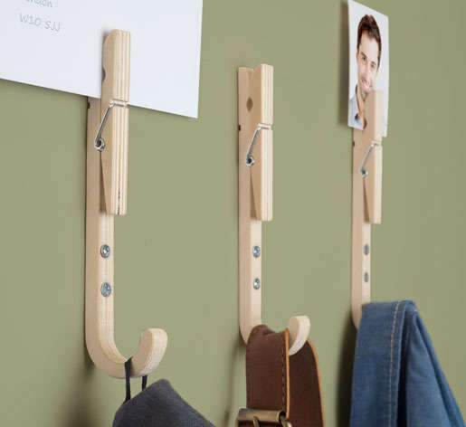 Jpegs Wooden Coat Hooks