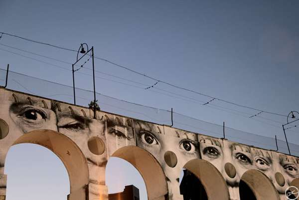 Photo Postered Landmarks