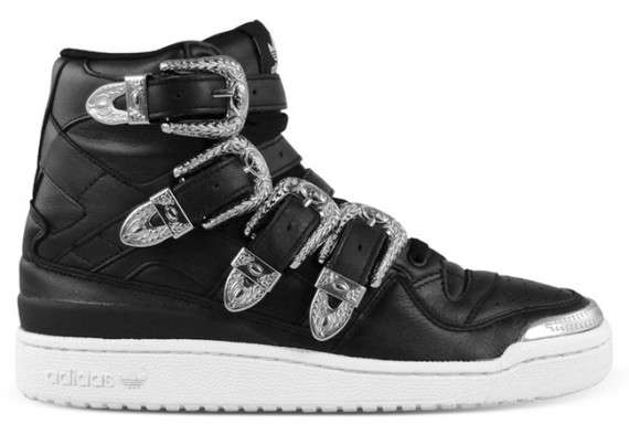 Cowboy-Inspired High Tops