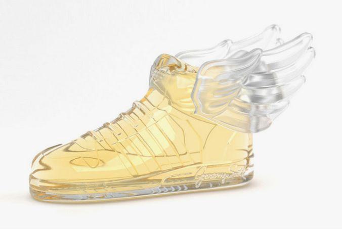 Footwear-Inspired Fragrance
