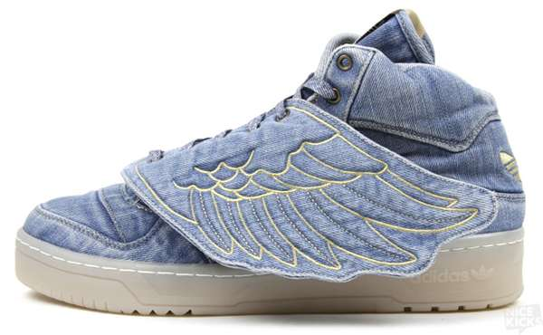 Winged Jean Kicks