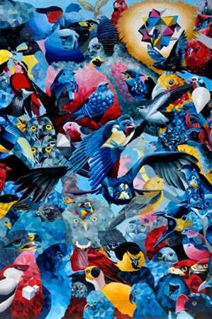 Enchanting Avian Art