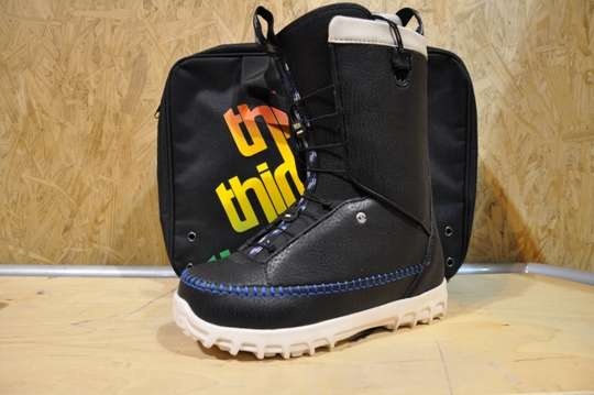 Super-Stitched Boarder Boots