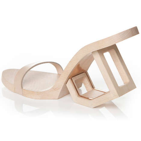 Furniture-Focused Footwear Collections