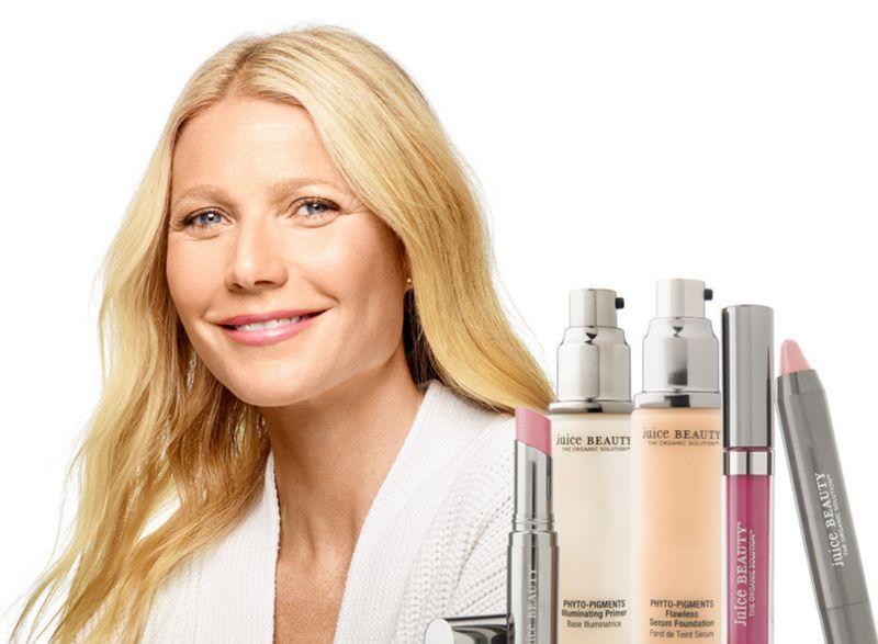 Organic Celebrity Cosmetics