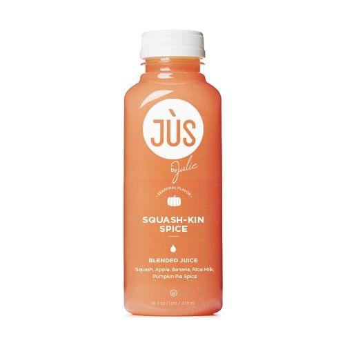 Squash-Based Beverages
