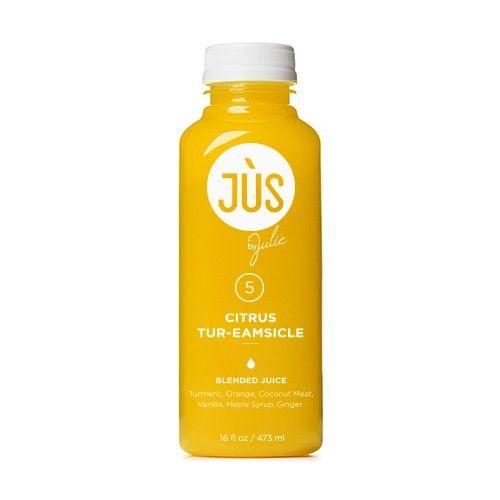 Dessert-Inspired Citrus Juices
