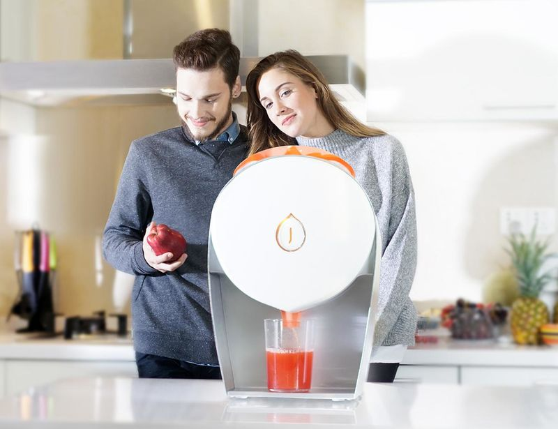 Mess-Free Cold-Press Juicers