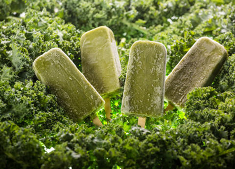Juice Cleanse Popsicles