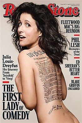 Politically Charged Celebrity Covers