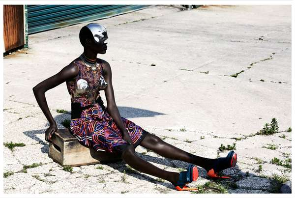 Julia Noni for Obsession Magazine