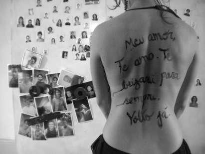 Back Tattoo Photography