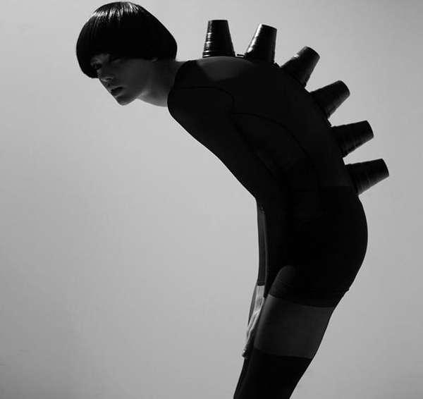 Stegosaurus Fashiontography