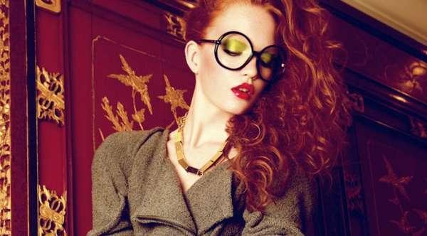 Geeky Glamor Shoots
