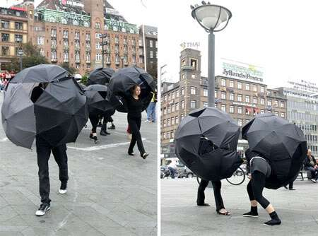 Umbrella Dancers