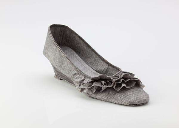 Sophistacted Storytelling Shoes