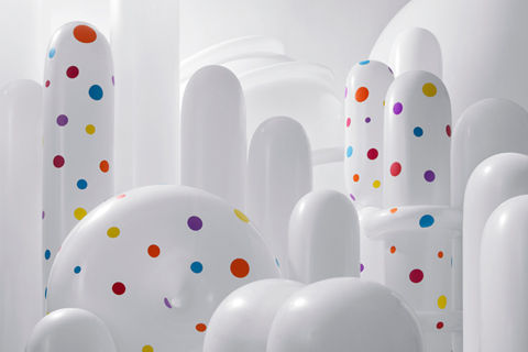 Playful Balloon Sculptures