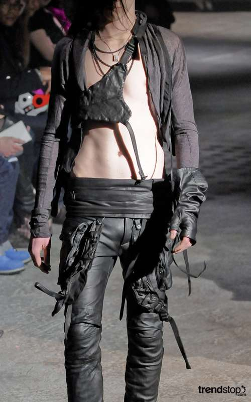 Post-Apocalyptic Menswear