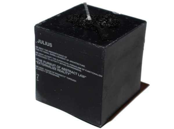 Couture Cube Candles