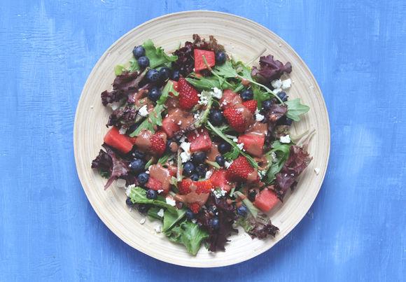 Festive Fruity Salads