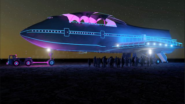 Mobile Jet Nightclubs