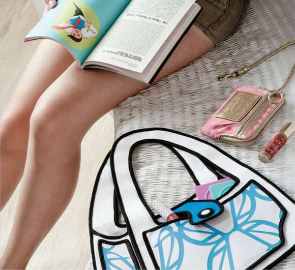 Real-Life Cartoon Bags