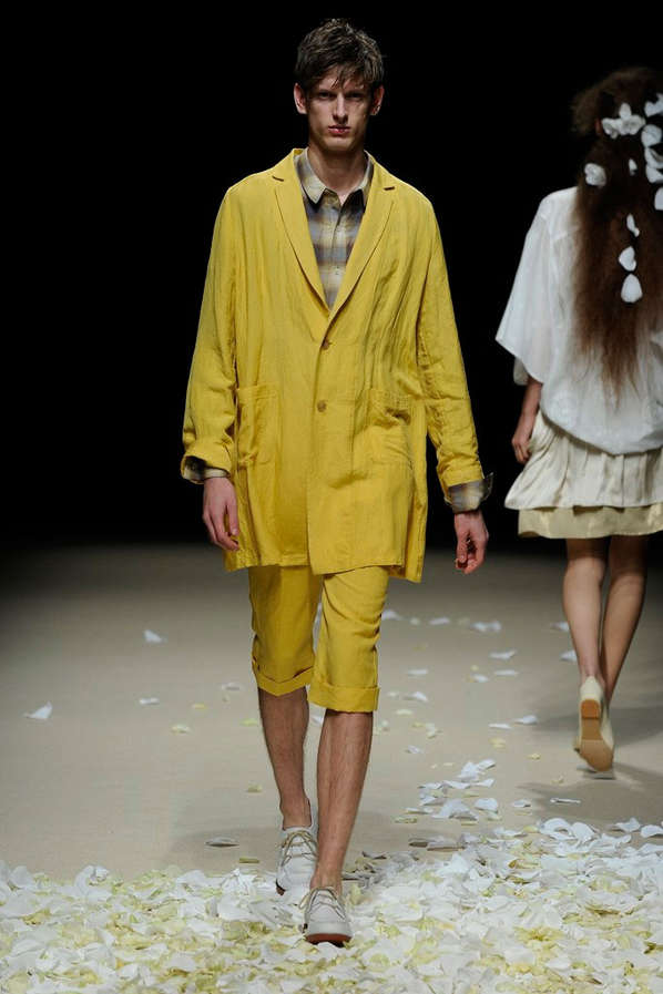Relaxed Suited Runways